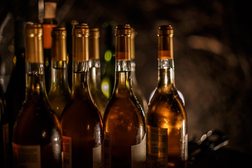 stockage de vin à Paris