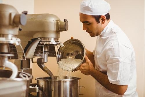 Achat de batteur mélangeur de boulangerie
