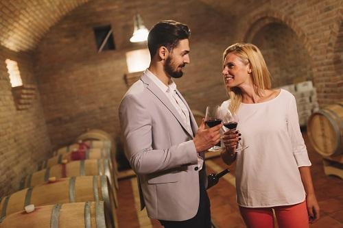 une bonne cave à vin à Chalon-sur-Saône